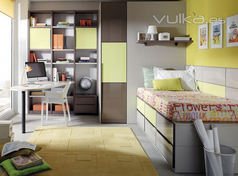 Foto muebles juveniles del catalogo slang for Catalogo de muebles juveniles