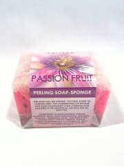 Jab�n esponja peeling passion fruit