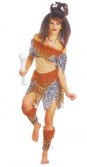 Disfraz cavernicola (mujer)