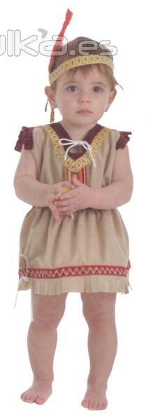 Foto disfraz india bebe - Casas de disfraces en valencia ...
