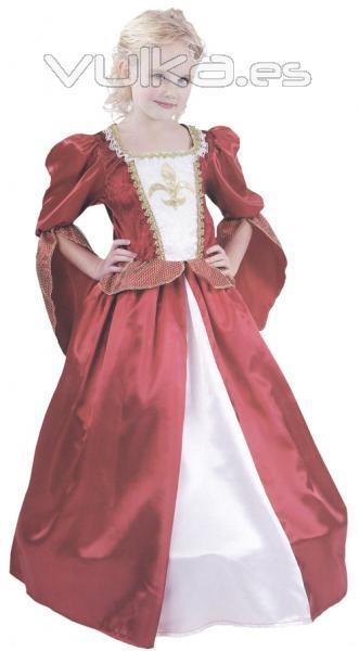 Foto disfraz princesa mosquetera - Casas de disfraces en valencia ...