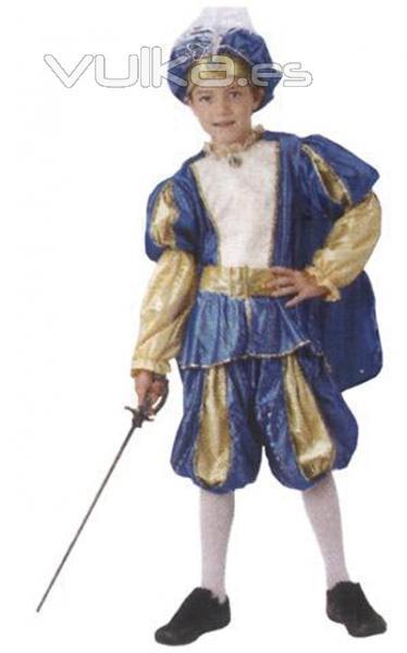 Foto disfraz principe azul - Casas de disfraces en valencia ...