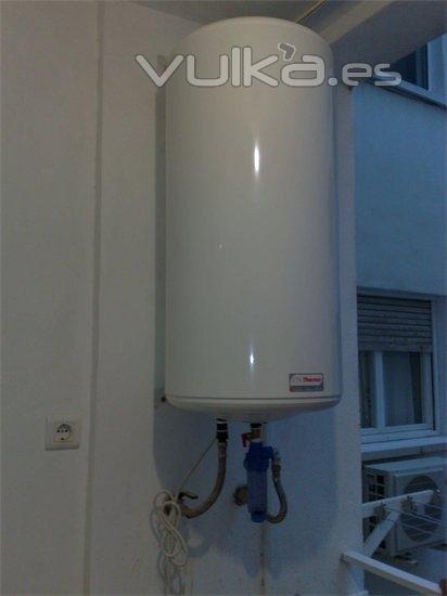 Reparaci n de termos el ctricos 280 956 - Instalacion de termo electrico ...