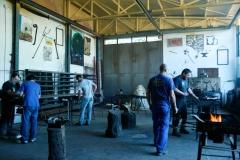 Cursos de forja -  Escuela de Herreros