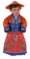 Disfraz china bebe
