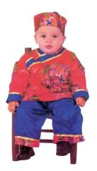 Disfraz chino bebe
