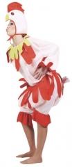 Disfraz gallina