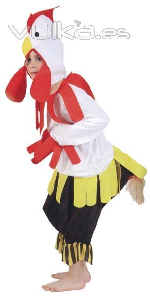 Foto disfraz gallo infantil - Casas de disfraces en valencia ...