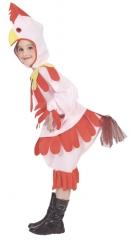 Disfraz gallina infanttil
