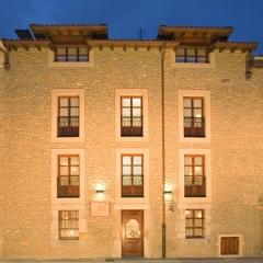 Exterior apartamentos la fonda de bustio