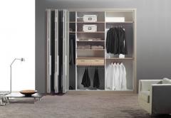 Diseño y creación de armarios a medida interiory exterior