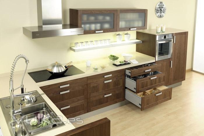 Foto cocinas de dise o moderna for Diseno de cocinas gratis