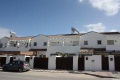 Residencial candelaria.construccion y promocion de 6 viviendas unifamiliares adosadas.