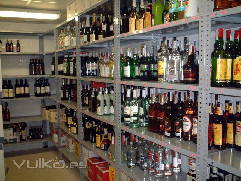 Foto Almacen Para Hoteles Restaurantes Etc