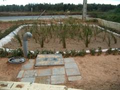 Primera instalación de evapotranspiración realizada en españa por nuestra empresa, en almensilla.