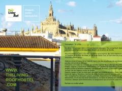 Living roof hostel sevilla miquel peris