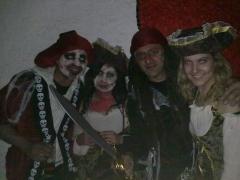Los piratas del caribe en sala el castillo