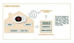 Cómo funciona la alarma easy de bosch, comercializada sólo por prevent