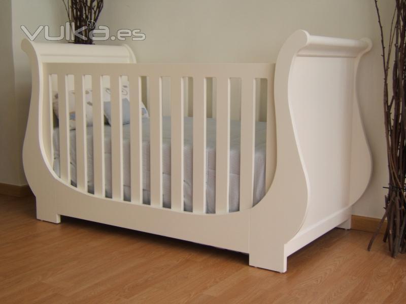 Foto cuna convertible en cama y sofa for Sofa convertible en cama