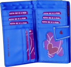 Nueva coleccion en billetera agatha ruiz de la prada