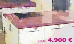Oferta reforma cocina: desde 4.900eur  / ver más en www.cefvalencia.es