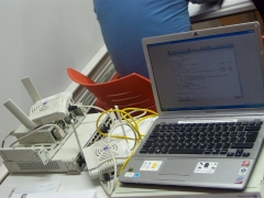Omniswitch 6250 de alcatel-lucent y aps 802.11n