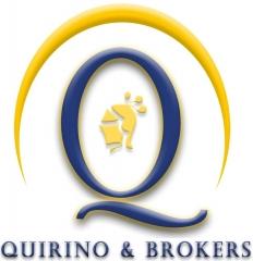 Quirino & brokers correduría de seguros, logo