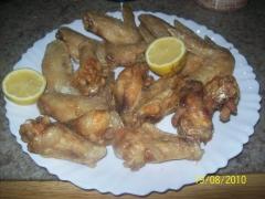 Alas de Pollo Gigantes