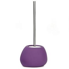 Flocat lila escobillero de ba�o en lallimona.com