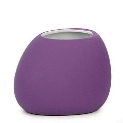Flocat lila vaso de ba�o en lallimona.com