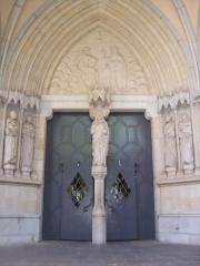 Catedral del sant esperit -terrasa