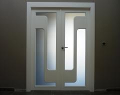 Puerta Doble de salón
