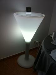 Formas llenas de luz para tus eventos