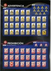 Señalización riesgos / prohibición
