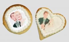 Galletas para boda estilo vintage
