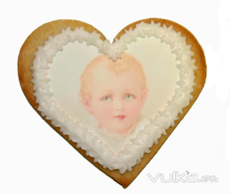 galletas para nacimiento