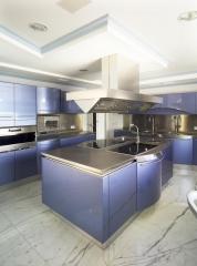 cocina instalada en vivienda construida en La Manga del Mar Menor