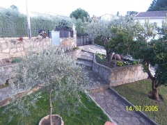 Panoramica de el jardin