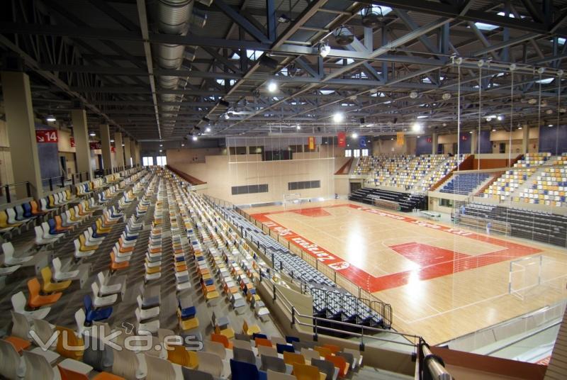 Foto centro deportivo municipal siglo xxi zaragoza - Centro deportivo siglo xxi zaragoza ...