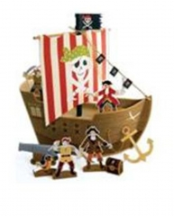 Party box de piratas