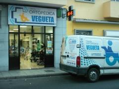 Fachada ortopedia vegueta