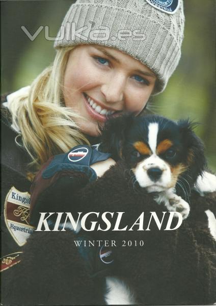 KINGSLAND EQUESTRIAN COLECCION INVIERNO 2010