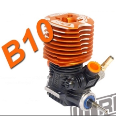 Motor b10 rb 1:8 tt + escape 2045p + codo 192p