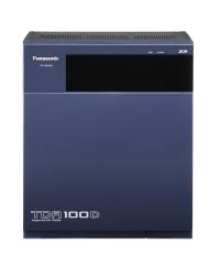 nuevo sistema de comunicaciones híbrido PBX IP TDA100D