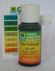 Medici�n desde 4 hasta 8,5  unidades de ph.  producto superconcentrado