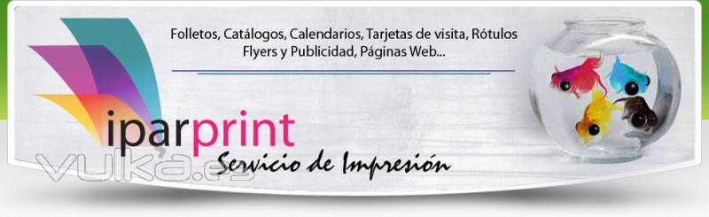 Foto iparprint imprenta en bilbao bizkaia for Material de oficina bilbao