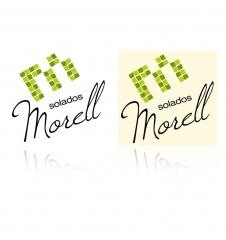 Diseño de logotipo de Solados Morell en María de Huerva, Zaragoza