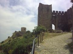 Castillo monumento historico (jimena de la frontera)