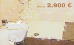 Oferta primavera reforma ba�o desde 2.900eur (cu�nto cuesta reforma ba�o) cef valencia