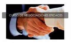Curso de negociación eficaz